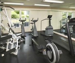 Fitness Weight Room, Glen Ridge Commons