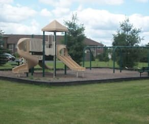 Playground, Sand Creek Apartments