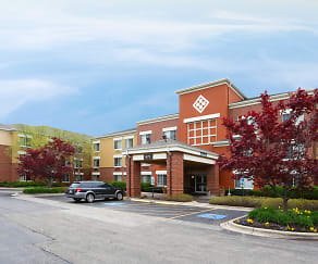 Building, Furnished Studio - Chicago - Vernon Hills - Lincolnshire