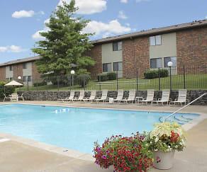 Pool, Colony Manor