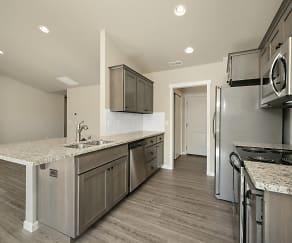 Kitchen, 17009 E. Knox Lane