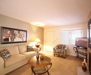 Living Room, Pusch Ridge