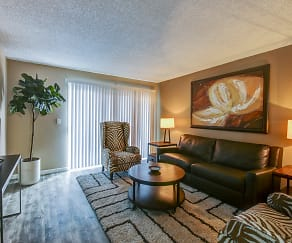 Living Room, Waterstone Apartment Homes