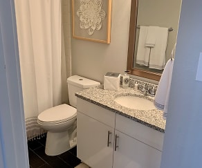 Bathroom, Volterra