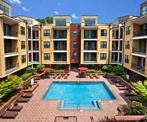 Pool, Cielo Apartments