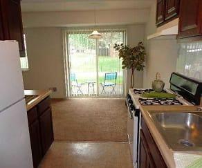 Kitchen, The Parks