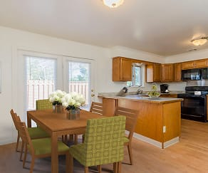 Kitchen, Eagle Meadows