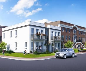 Rendering, The Goodwyn at Union Hill