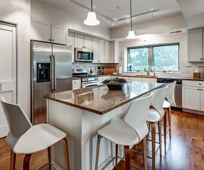 Kitchen, Gateway Edina