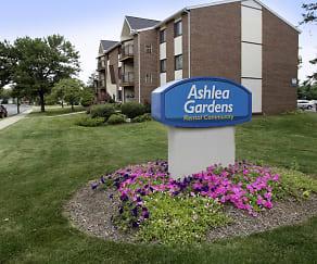 Community Signage, Ashlea Gardens