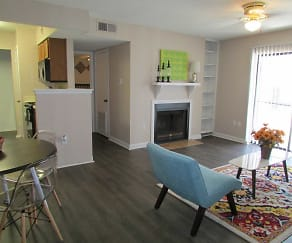 Living Room, City Heights at the Gulf