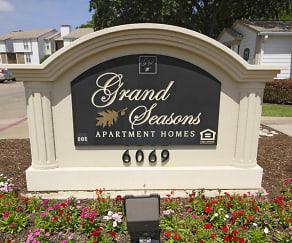 Community Signage, Grand Seasons