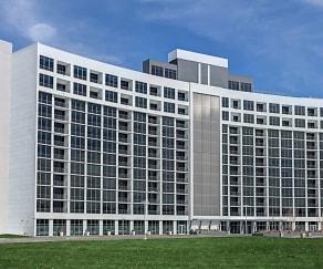 Building, One Arlington
