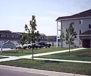 Building, Brandy Hill Center Apartments