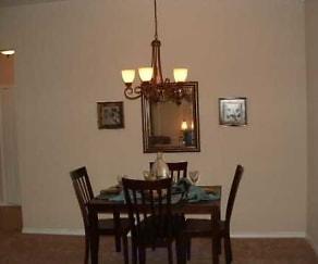 Dining Room, Woodland Estates