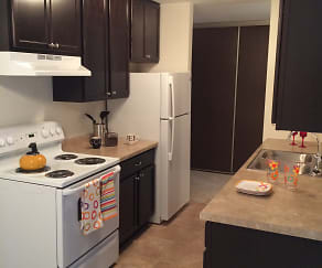 Robinwood Apartments - Kitchen, Robinwood Apartments