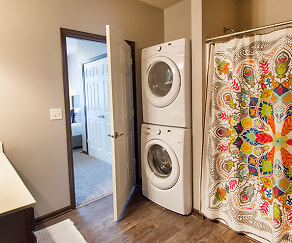 Washer & Dryer in Each Unit, Walnut Lake Apartments