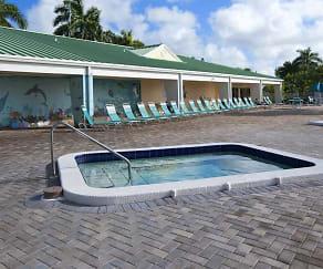 Pool, Goldcoaster