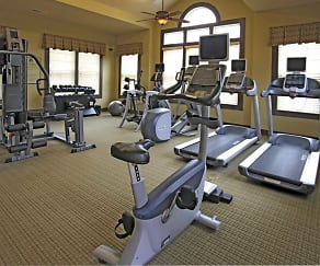 Fitness Weight Room, The Crossings At Cottage Hill