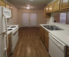 Kitchen, Sherwood Place Apartments