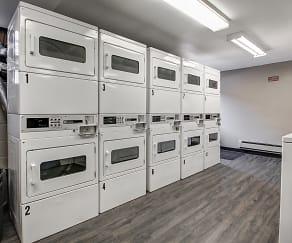 Storage Room, The Ridge Apartments