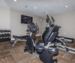 Fitness Weight Room, 6900 Lofts