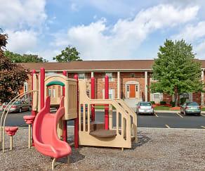Playground, Cambridge Square