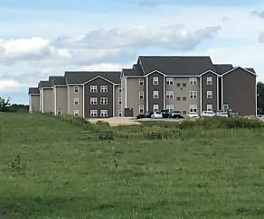 Building, The Villas at Kirkwood