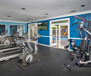 Fitness Weight Room, Ascot Place
