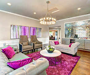 Living Room, Wellington Apartments