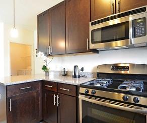 Kitchen, Summerfield Lofts
