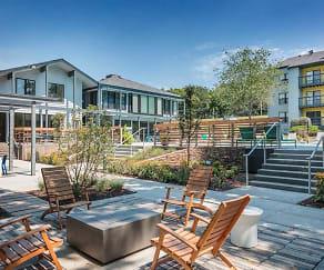 Patio / Deck, Haven Apartments