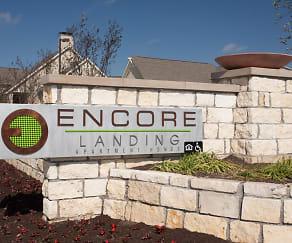 Community Signage, Encore Landing