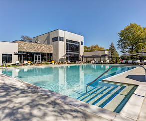 Pool, The Residence at Arlington Heights