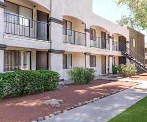 Building, Juniper Canyon Apartments