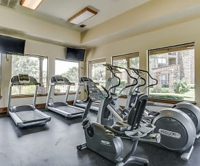 Fitness Weight Room, Constellation Ranch