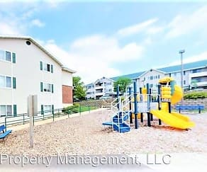 Playground, City View Apartments