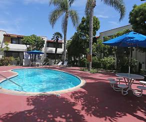 Pool, Casa Fortin
