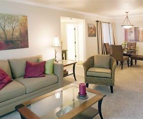 Living Room, Clayton Creek
