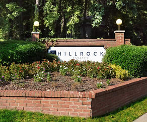 Community Signage, HillRock Estates