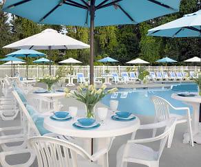 Pool, Sovereign & Saxony Apartments