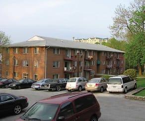 Building, Wallingford Estates