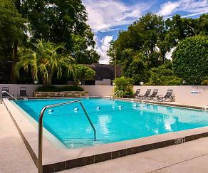Pool, Woodland Villas