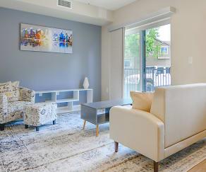 Living Room, Villas at Holly