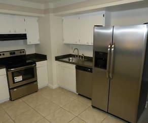 Kitchen, 2336 High St.