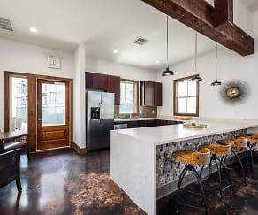 Kitchen, 4 Corners