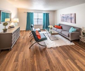 Living Room, Cinnamon Square