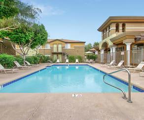 Pool, Desert Point