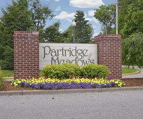 Community Signage, Partridge Meadows
