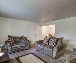 Living Room, Grande Pines